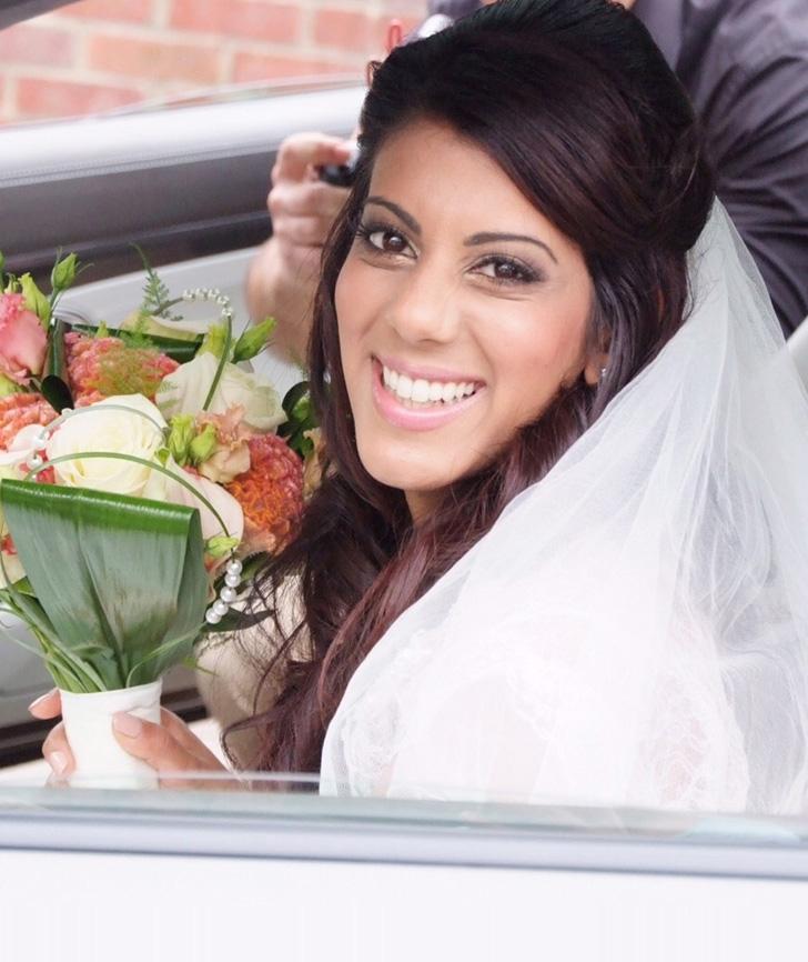 Bridal Makeup Artist in Camberley Surrey