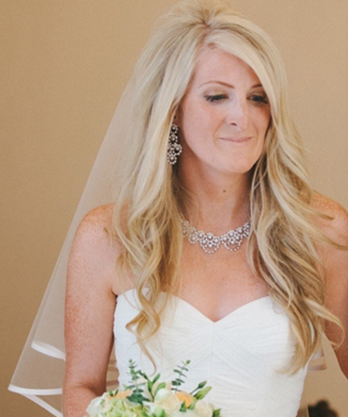 Bridal makeup Sunningdale