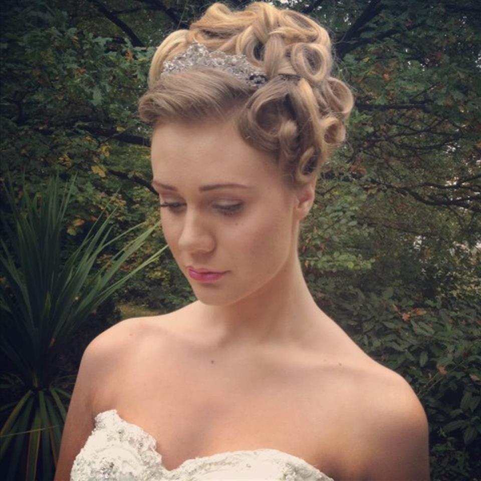 Bridal makeup Farnborough