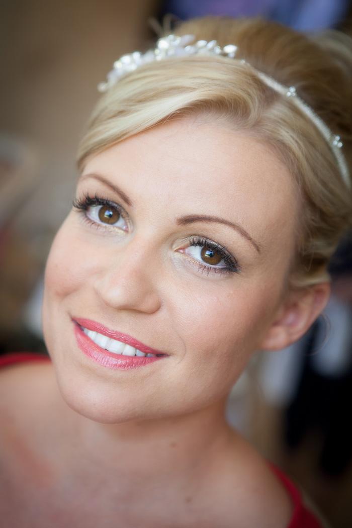 Wedding Makeup Ascot